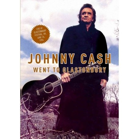 Johnny Cash - Went To Glastonbury [DVD] [NTSC]
