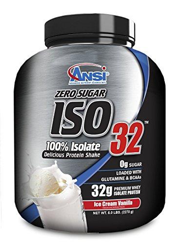 ANSI - Iso 32 Zero Sugar - Vaniglia