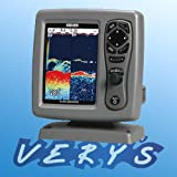 KODEN (コーデン) 5.7インチ液晶 カラー魚群探知機 CVS-126