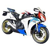 スカイネット 1/12 完成品バイク Honda CBR 1000RR (トリコロールカラー)