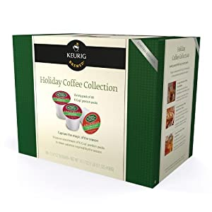 Keurig Holiday Coffee Collection For Keurig Brewers 48-count Box K-cups from Keurig