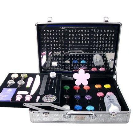 Compare Prices Konad Stamping Nail Art Pro Salon Kit I