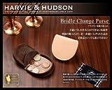 Harvie and Hudson (ハービーアンドハドソン) ブライドル チェンジパース 馬蹄型 小銭入れ コインケース HA-1008