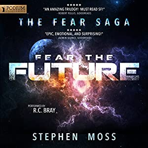 Fear the Future Audiobook