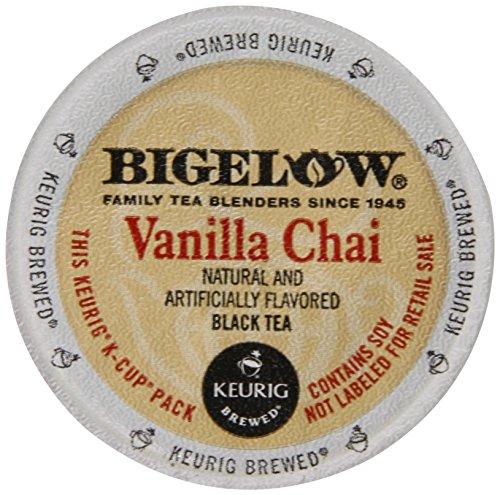Bigelow Vanilla Chai Tea, Keurig K-Cups, 72 Count (Keurig Bigelow Chai Tea compare prices)