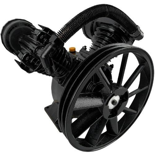 5hp 5 5hp air compressor pump 155psi cast iron replacement for Air compressor pump and motor replacement