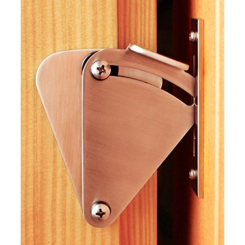 WinSoon Sliding Wood Barn Doors Lock Kit - Barn Door Hardware