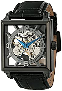 """Stuhrling Original Men's 333N.335554 """"Classic Winchester Plaza"""" Stainless Steel Automatic Watch"""