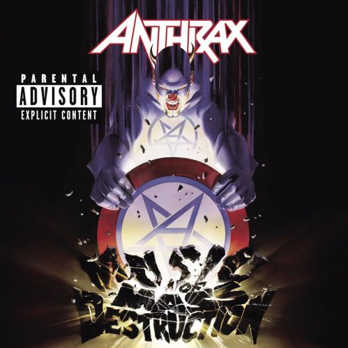 ANTHRAX - Music Of Mass Destruction (DVD) - Zortam Music