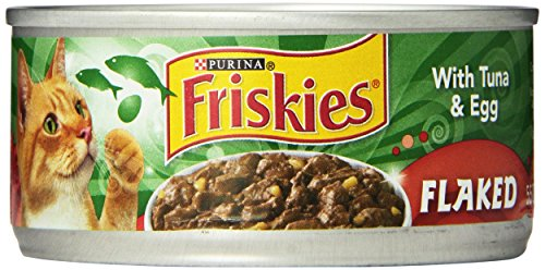 Friskies Flaked With Tuna & Egg