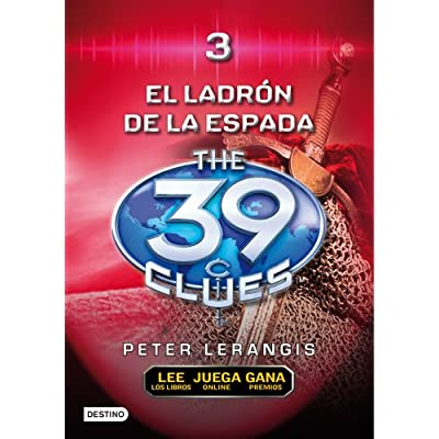 The 39 Clues... 51KgA80-TvL._SS400_