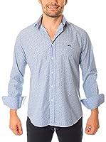 VICKERS Camisa Hombre Duke (Azul Claro)