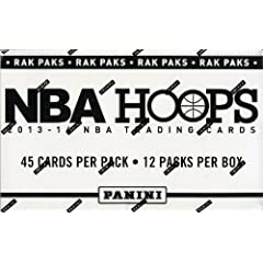 Buy 2013 14 Panini Hoops NBA Basketball Factory Sealed Massive Jumbo Rack Box with 540 Cards. Includes... by Wowzzer