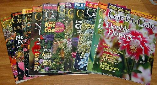 11 Issues Garden Gate Magazine (2004-2006)