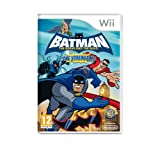 Batman: Brave and The Bold (Wii) [Importación inglesa]
