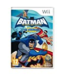 echange, troc Batman: Brave and The Bold (Wii) [import anglais]