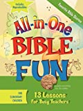 img - for All-in-One Bible Fun: Favorite Bible Stories for Elementary Children book / textbook / text book