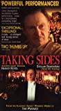 echange, troc Taking Sides (2001) (Ws) [VHS] [Import USA]