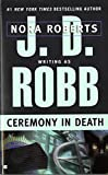 CEREMONY IN DEATH (Blue lady cover) (0425157628) by J.D. Robb(Nora Roberts)
