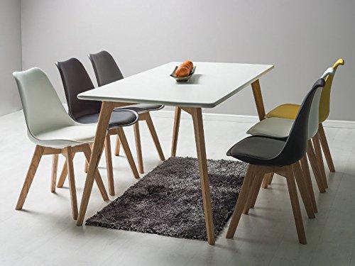 MILAN-Esstisch-Kchentisch-WeiEichenholz-scandinavian-Loft-Style-80x140cm