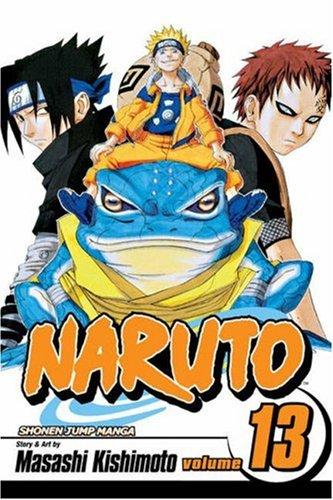 NARUTO -ナルト- コミック13巻 (英語版)