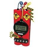Dynamite Alarm Clock
