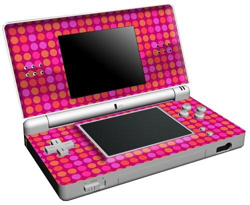 Wrapstar: Dots Pink Skin (Nintendo DS Lite)