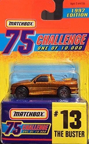 matchbox gold mustang mach 3 75 challenge 10000 1997
