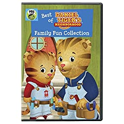 Daniel Tiger's Neighborhood: Family Fun Collection