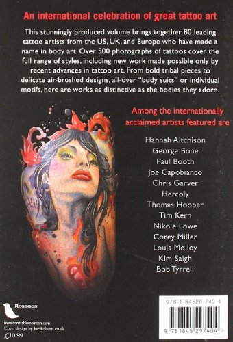 The mammoth book of tattoos arte cinema e fotografia for The mammoth book of tattoos