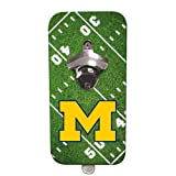 NCAA Clink-N-Drink Magnetic Bottle Opener - University Of Michigan