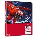 Big Hero 6 (3D) (Ltd Steelbook) (Blu-Ray+Blu-Ray 3D)