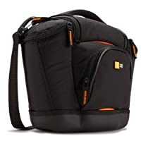 Case Logic SLRC-202 Medium SLR Camera Bag (Black) by CASE LOGIC