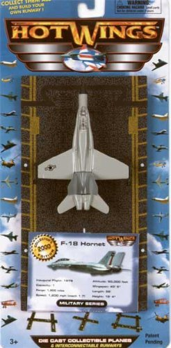 Hot Wings F/A-18 Military
