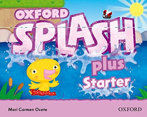 Splash Starter Plus: Class Book and Song CD Pack (Splash Plus)