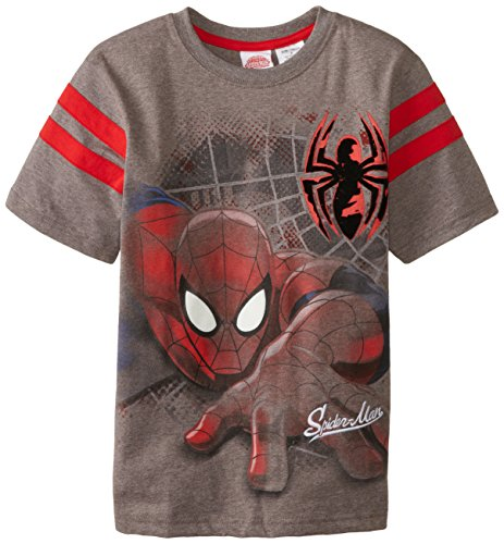 Marvel Big Boys' Spider-Man T-Shirt