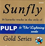 Pulp Sunfly Gold Karaoke CD+G - Pulp & Lightning Seeds