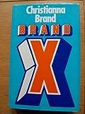 Brand X (0718112725) by CHRISTIANNA BRAND