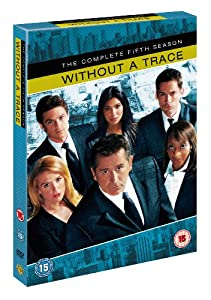 Without a Trace: The Complete Fifth Season (Region 2)