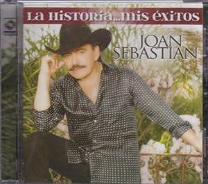 Amazon.com: La Historia Mis Exitos: Joan Sebastian: Music