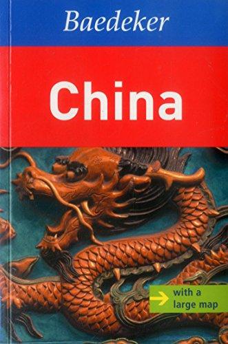 China Baedeker Guide (Baedeker Guides)