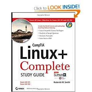 A Linux Plus Complete Study Guide - LX0-101 and LX0-102 Exams 2010 PDF eBooks