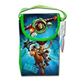 Toy Story Bag with Flap & Handle (9x5.5x2.1) - Great School Supply Bag or for Small Toys