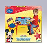 Mickey Mouse Clubhouse Capers Erasable Activity Table Set Toy