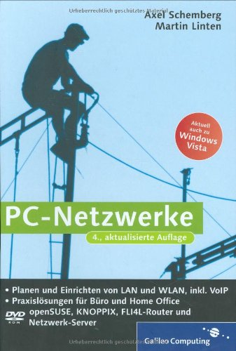 PC-Netzwerke einrichten u. planen mit VoIP fr Bro und Home-Office
