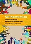 UN-Konvention �ber die Rechte von Men...