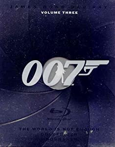 The James Bond Collection, Vol. 3 (Moonraker / The World is Not Enough / Goldfinger) [Blu-ray]