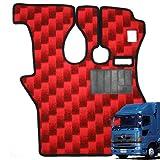 トラック 車種別 サムロマット 運転席のみ/ブルー グランドプロフィア平成15年10月-現行型