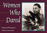 Women Who Dared: Postcard Book: v. II