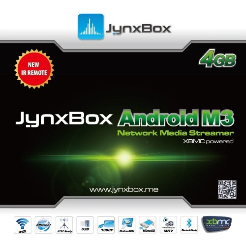 JynxBox Android M3 Network Photo